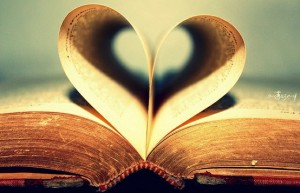 falling in love with books