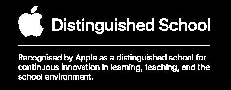 Apple Distinguished School
